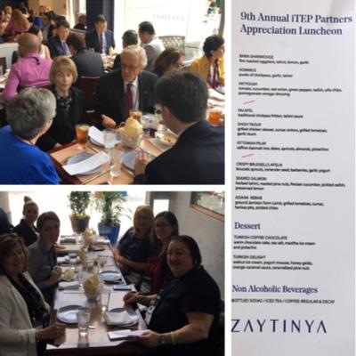 International distributors gather at iTEP