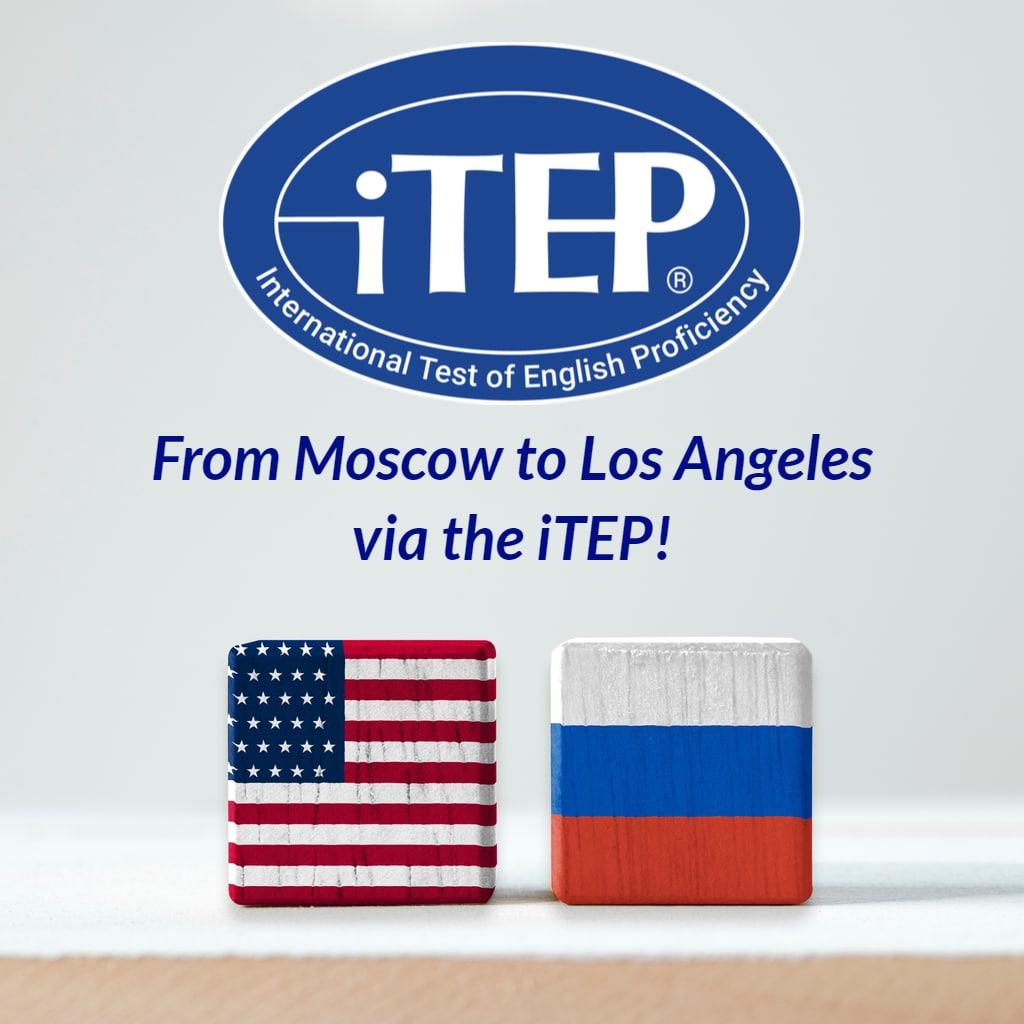 iTEP Homepage — iTEP